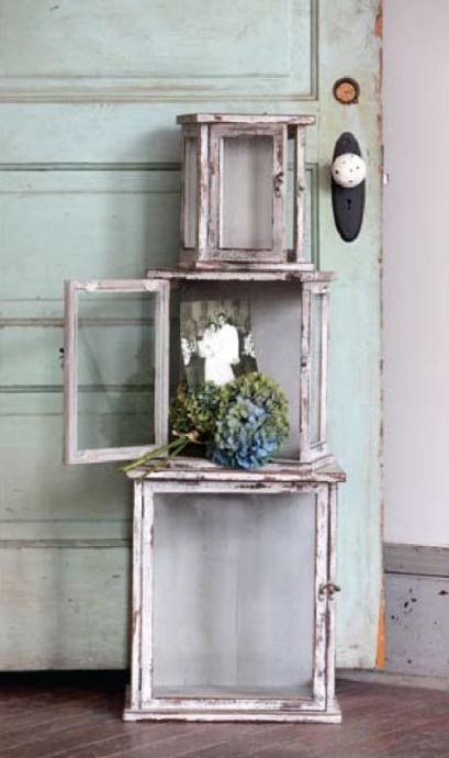 shabby shadow boxes: Perfect Display, Decor Ideas, Display Boxes, Primitive Shadows Boxes, Boxes Sets, Display Ideas, Primitive Display, Antiques Boxes, Primitive Boxes
