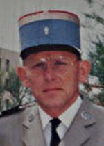 71e Le Colonel Jean-François Bart, chef de corps du 2e Régiment de Hussards 1990-1991