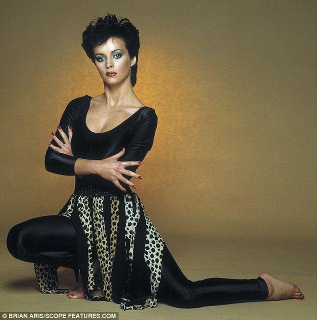 Sheena Easton, early 80s