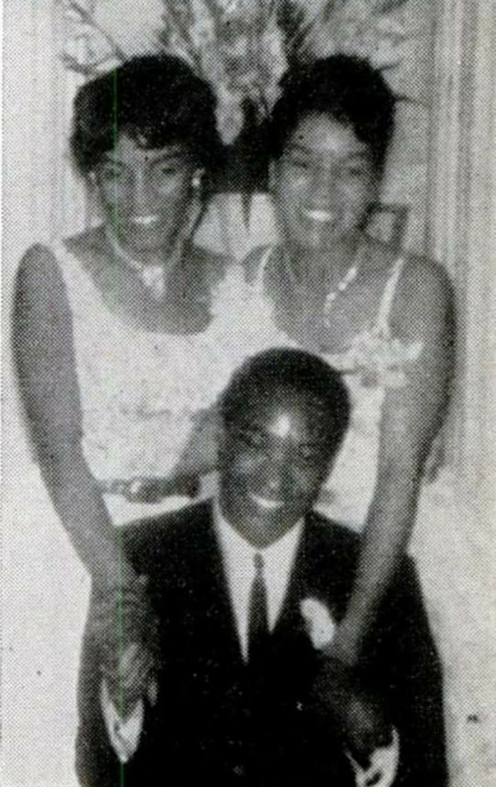 An awesome picture of the extraordinary singer Sam Cooke ...