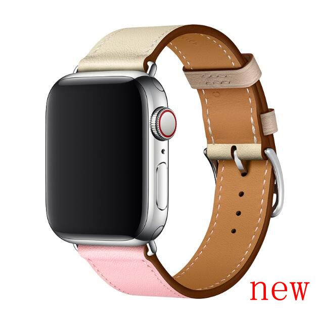 Genuine Leather Loop Apple Watch Strap For Apple Watch 42mm 38mm 44mm Fonejackr Apple Watch Leather Apple Watch Bands Leather Apple Watch Bands Fashion