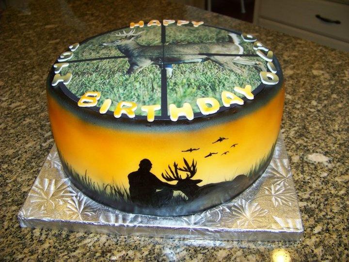 76 best hungting cakes images on Pinterest Camouflage cake