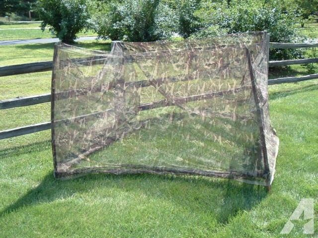PORTABLE HUNTING GROUND BLIND for Sale in Hudsonville, Michigan Classified | AmericanListed.com