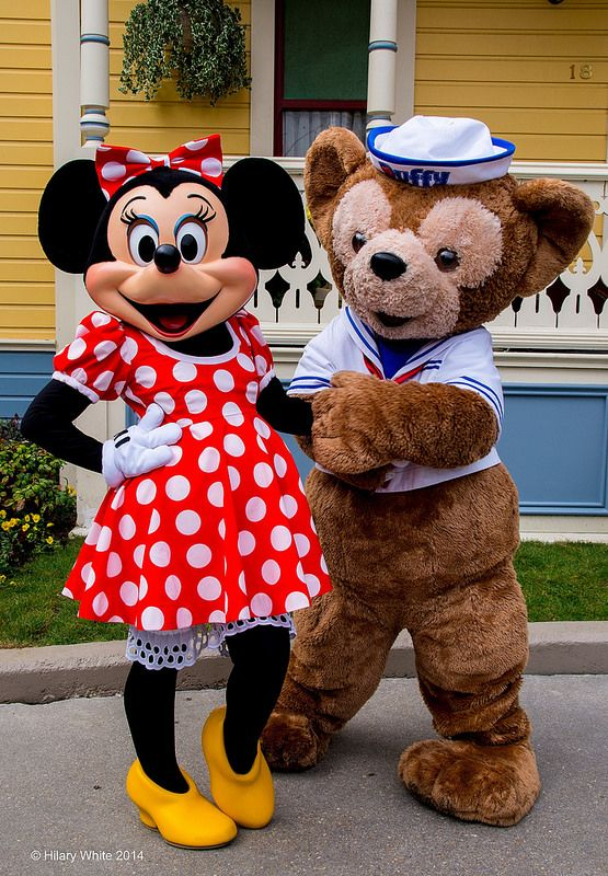 how to meet minnie mouse at disneyland