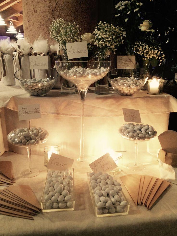 Matrimonio a tema Erbe Aromatiche - confettata