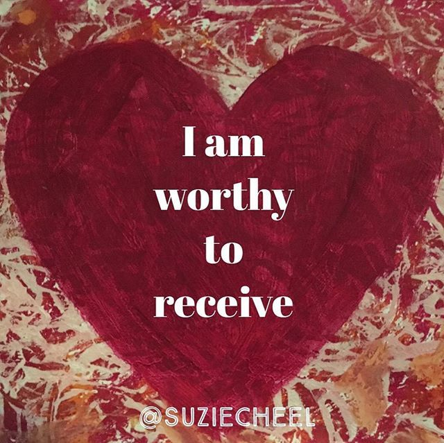 Comment Yes if you know you are worthy and love receiving . . . . . #selfworthquotes  #receivelove  #heartwhispers  #heartwhisper #intuitiveart