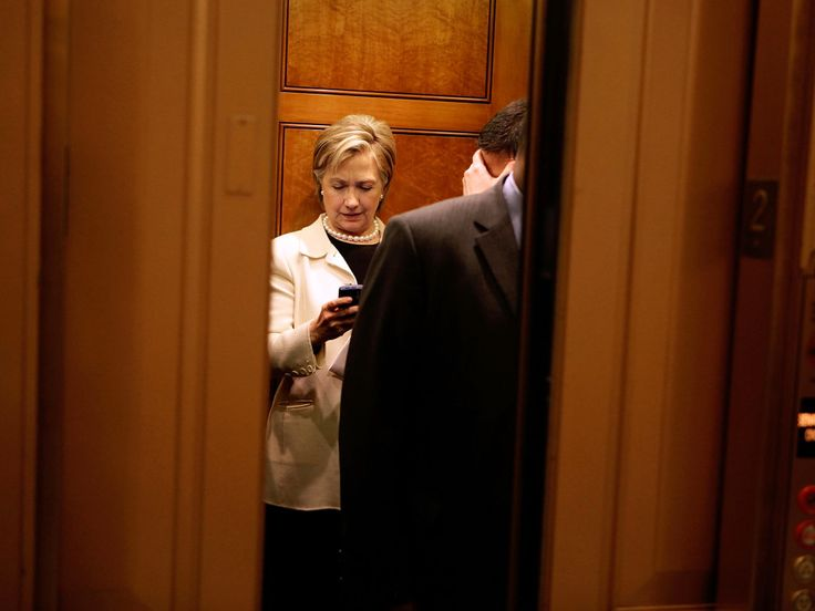 Security News This Week: The NSA Denied Hillary a Secure BlackBerry