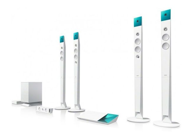 Sony has introduced a new range of home cinema systems that are equipped with 4K upscaling features.  The new Blu-Ray Home Cinema and Sound Bar speaker systems unveiled by Sony include features that their products have never been fitted with before, with the highlight being the 4K N-series Blu-ray Home Cinema system.