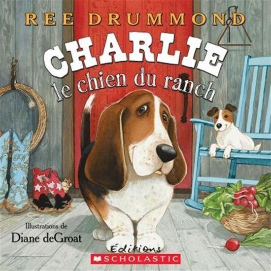 Voici Charlie, le chien du ranch. Sa vie gravite autour desrepas, surtout s'il y a du bacon au menu. Charlie a les oreillespendantes, une peau trop grande pour lui et de grossespattes. Il vit à la campagne et il travaille dur comme tous leschiens de sa race. Il répare les clôtures, il jardine, il aide lafamille. En effet, le plus important pour Charlie, c'est sontravail. D'ailleurs, il est sans doute à l'ouvrage en ce momentmême... Zzzzzzzz... Charlie?