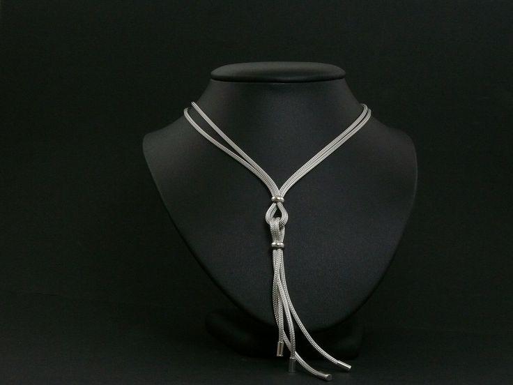 nagyon szép olasz ezüst lánc.