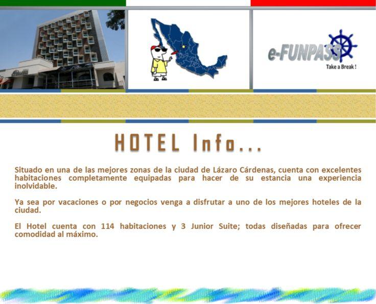 LÁZARO CÁRDENAS - Hotel Casablanca