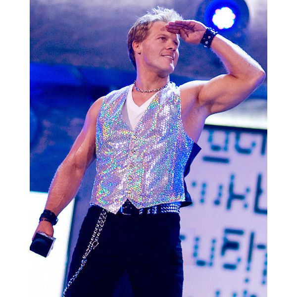 Chris Jericho ❤ liked on Polyvore featuring wwe and chris jericho