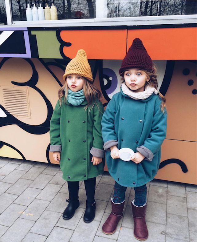 EN ATTENDANT LE PRINTEMPS BY EKATERINA PAVAGA | MilK - Le magazine de mode enfant