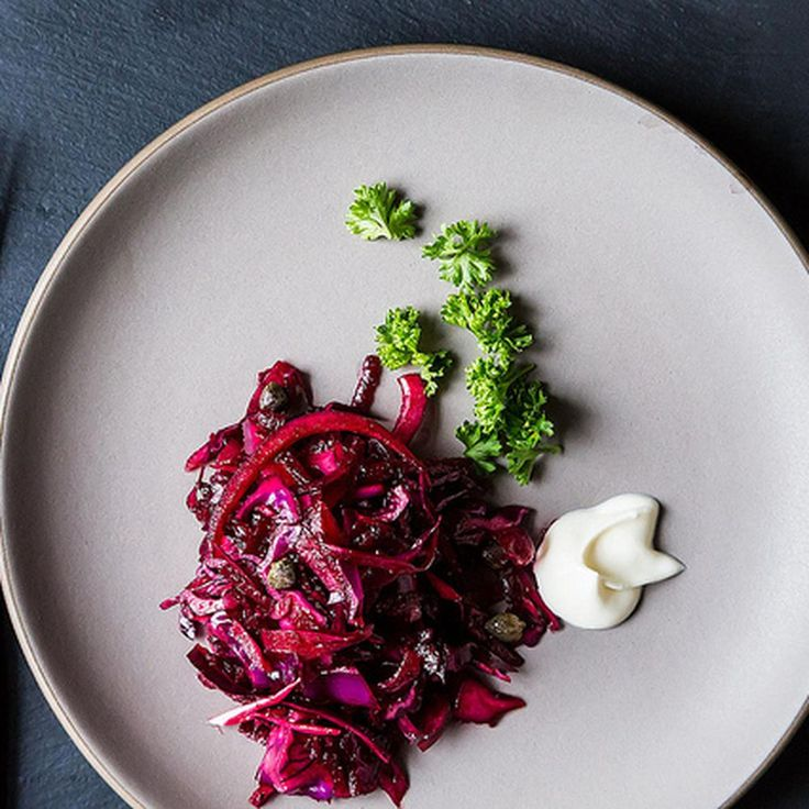 Fergus Henderson's Red Salad Recipe on Food52 recipe on Food52
