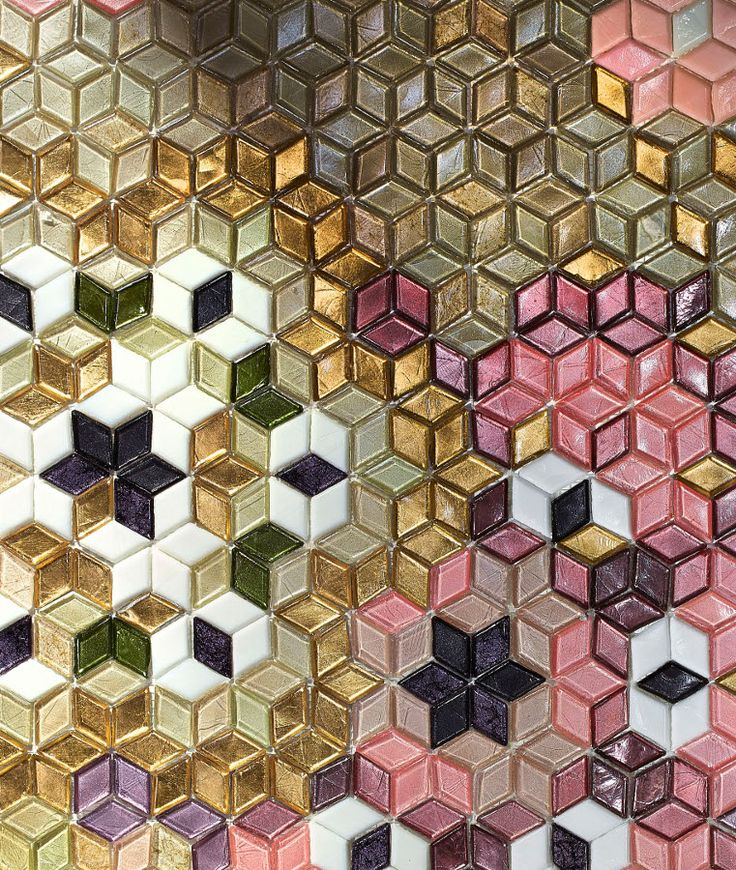 Sicis comes on stage with its new collections at Cersaie 2014 #mosaic