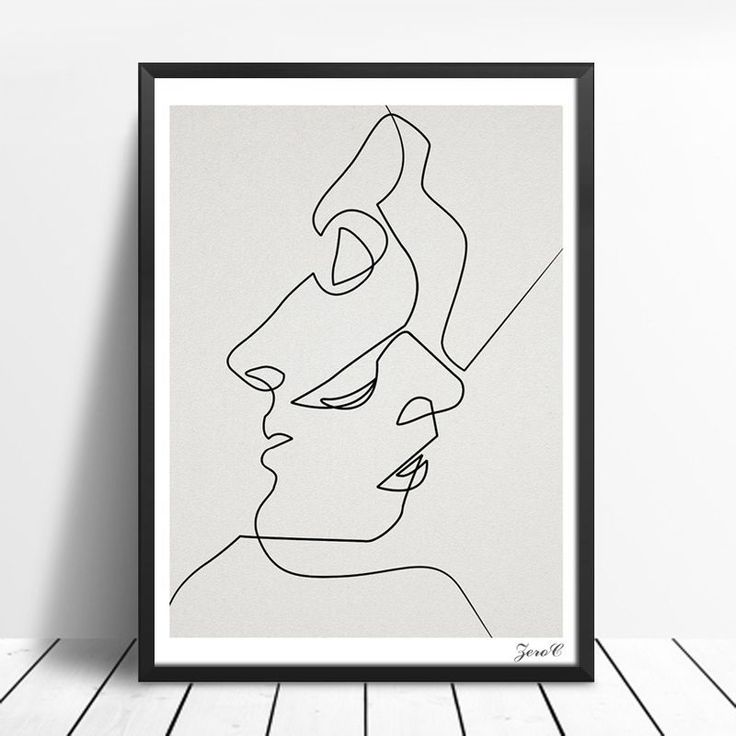 Modern Line Drawing Artists : Best modern abstract art images on pinterest