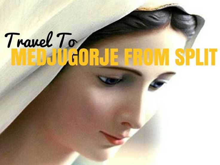 How to Get to Medjugorje From Split Here is how to get to Medjugorje from Split. Medjugorje is arguably Bosnia and Herzegovinas most famous city as is a world-famous Catholic Pilgrimage site.