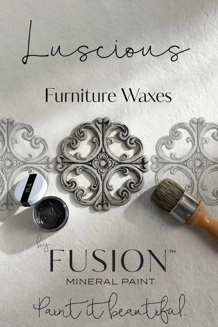 Luscious Furniture Wax by Fusion Mineral Paint
