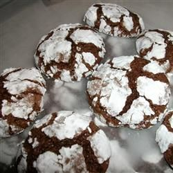 Super Duper Chocolate Cookies Recipe - my mom makes these!