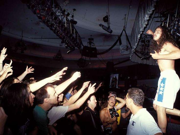 October 5, 1991 - Jeff Kravitz/FilmMagic