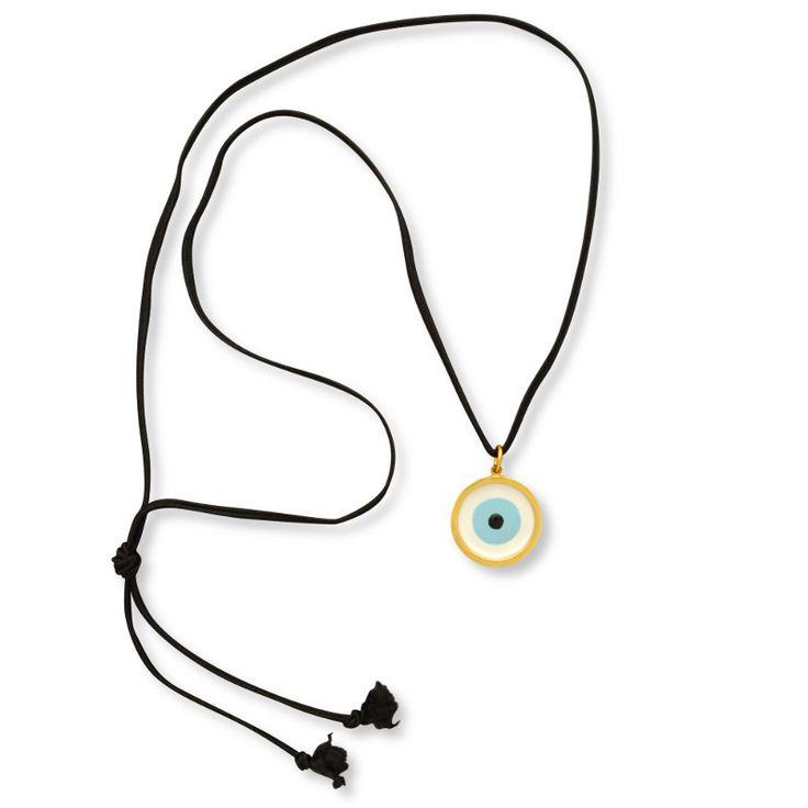Blue Eyed Vision/ Pendant/ Jewelietta