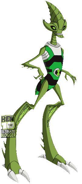 Ben 10 omniverse crashhopper