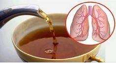 Ce thé peut vous débarrasser de la toux, de l'asthme, des bronchites, des emphysèmes, des rhumatismes et des infections