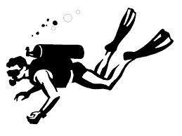 R sultat de recherche d 39 images pour dessin de plongeur - Dessin plongeur ...