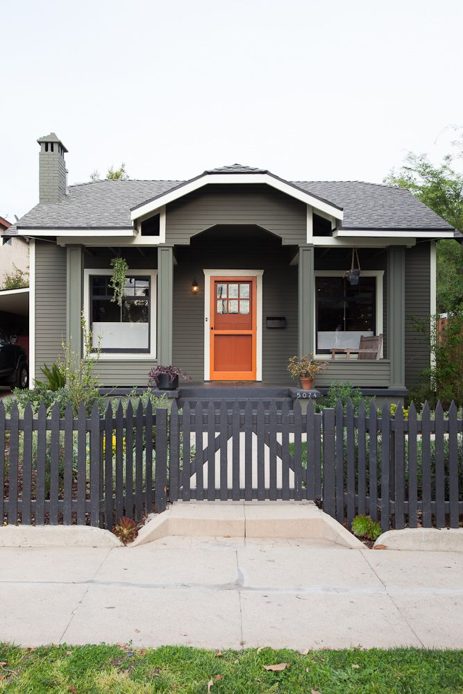 17 Best Images About Gray Orange On Pinterest The Cottage Architecture And Trim Color