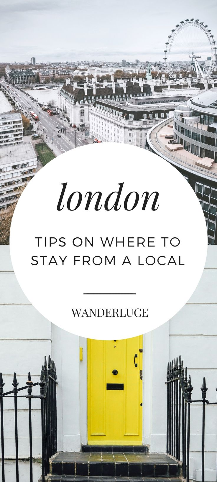 Wondering where to stay in London, England? Check out this little neighborhood guide, written by a local.