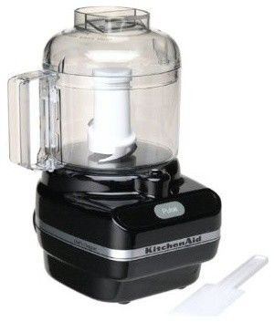 KitchenAid Chef Series Food Chopper contemporary blenders and food processors