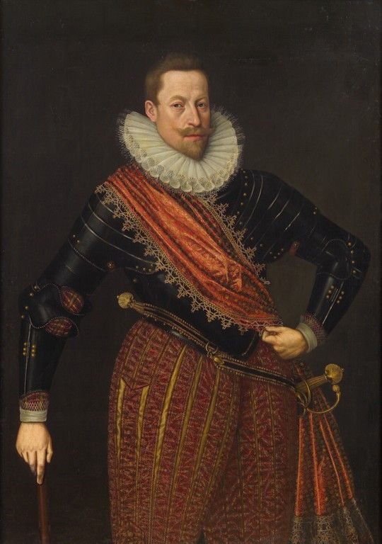 Emperor Matthias (1557-1619) pursued a policy of tolerance towards Protestants living in the Empire during his reign.