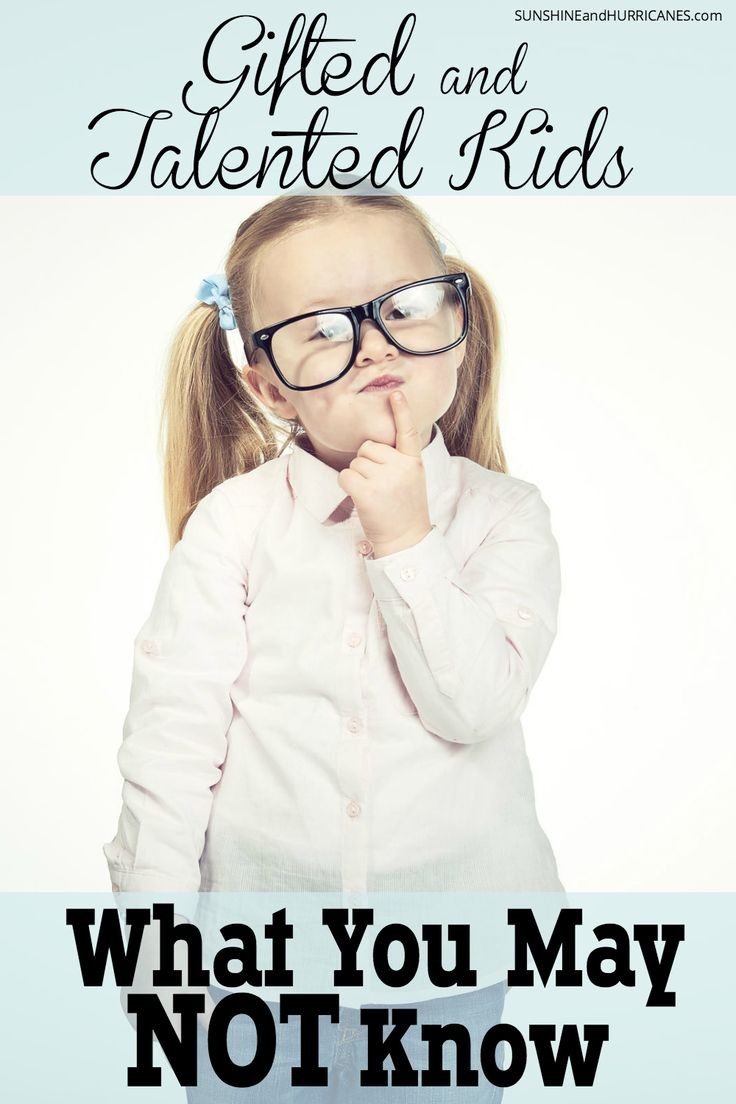 1000+ Ideas About Gifted Kids On Pinterest