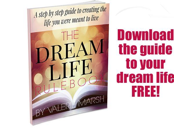 Feeling stuck? Transform your life now! You know there is a better life waiting for you. Let me support you as you take action to create it.The Dream Life Rulebook | Download the guide to your dreams now for free