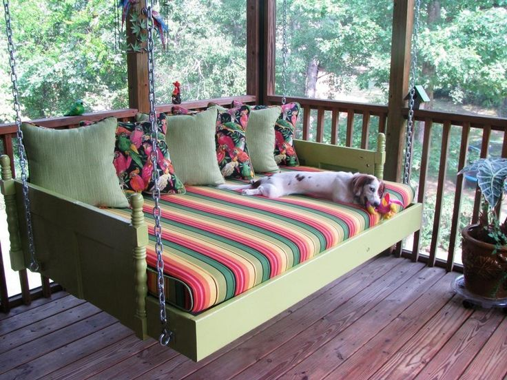 Top 25 Ideas About Outdoor Daybed On Pinterest Deck