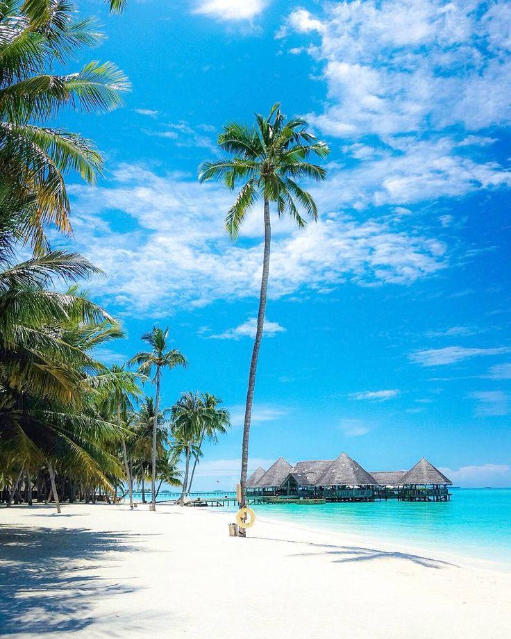 The Maldives Island - Gili Lankanfushi #Maldives