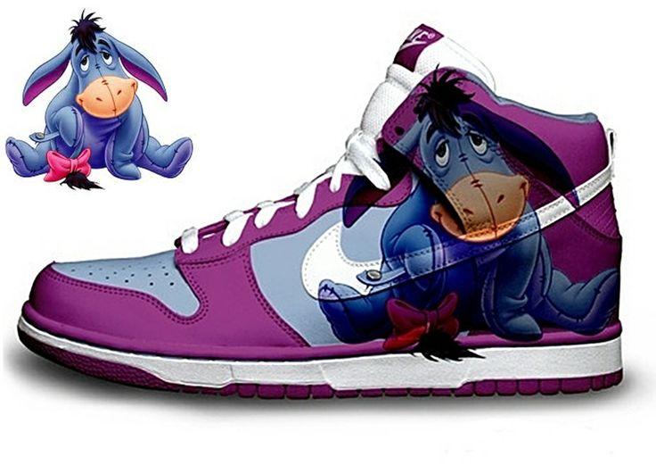 Eeyore Shoes Nike