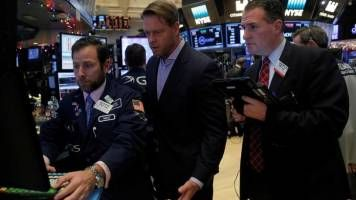 Wall Street ends solid 2016 on dour note -31 Dec,2016 :->Dow Jones Industrial Average fell 57.18 points, or 0.29 percent, to 19,762.6, the S&P 500 lost 10.43 points, or 0.46 percent, to 2,238.83 and the Nasdaq Composite dropped 48.97 points, or 0.9 percent, to 5,383.12.  US stocks slumped on the last trading day of the year on Friday, led down by Apple and other big tech stocks, but major indexes still posted solid gains in 2016.