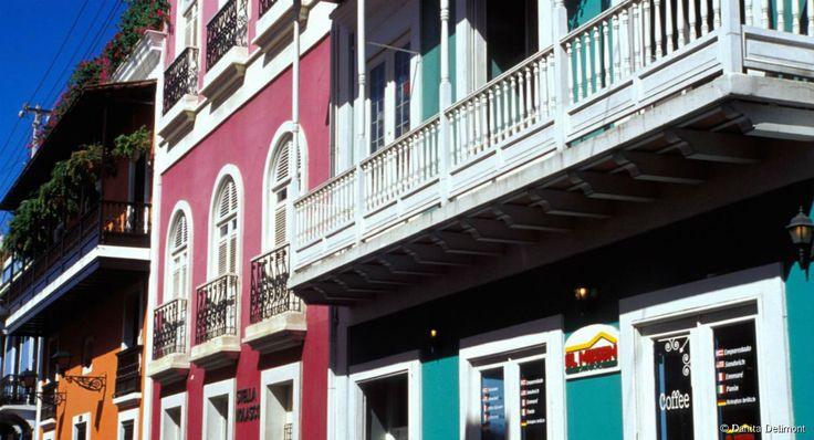 Le Vieux San Juan, comme une ola multicolore – Porto Rico