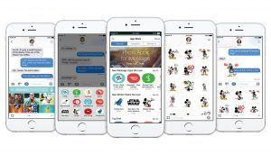 Apple Launches iMessage App Store with various iMessage apps, games, and Sticker packs