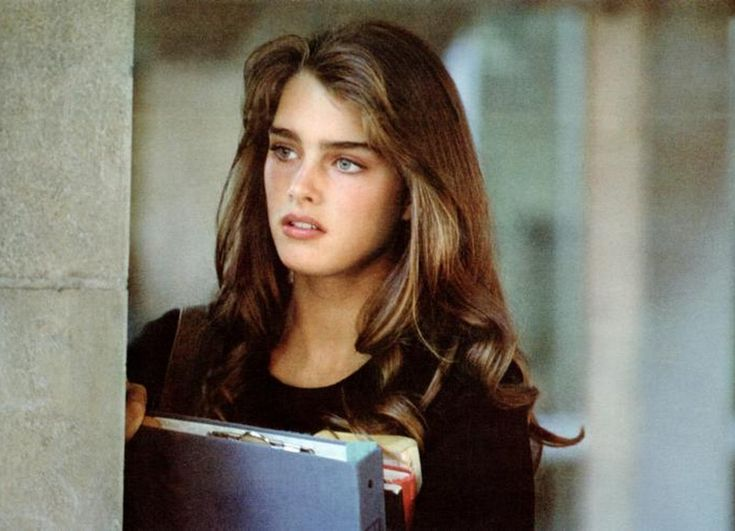 Young Brooke Shields in Endless Love