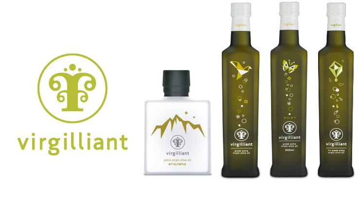 Olive Oil from Greece,  Olympus Mountain by Virgilliant