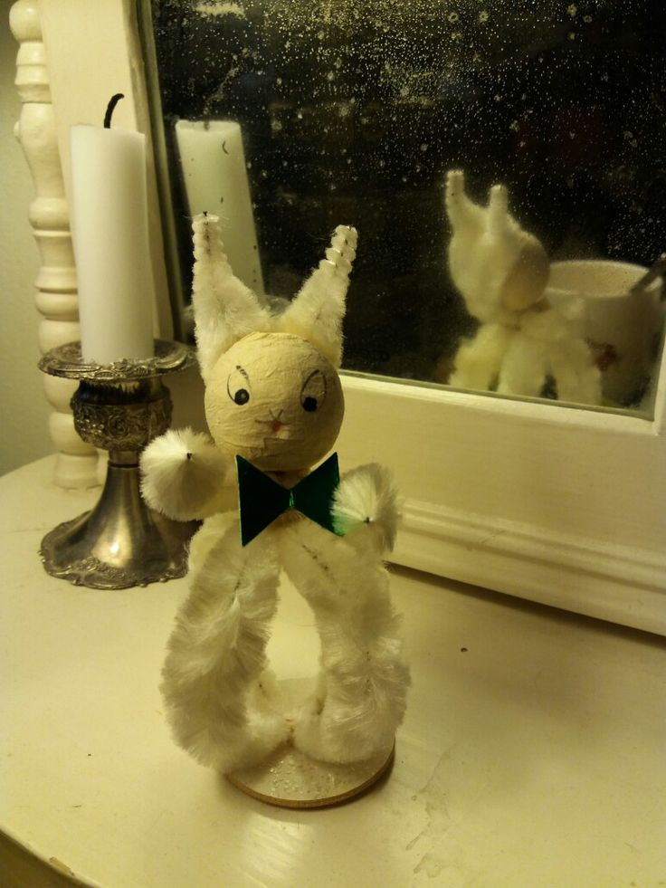 Easterbunny from 1960'