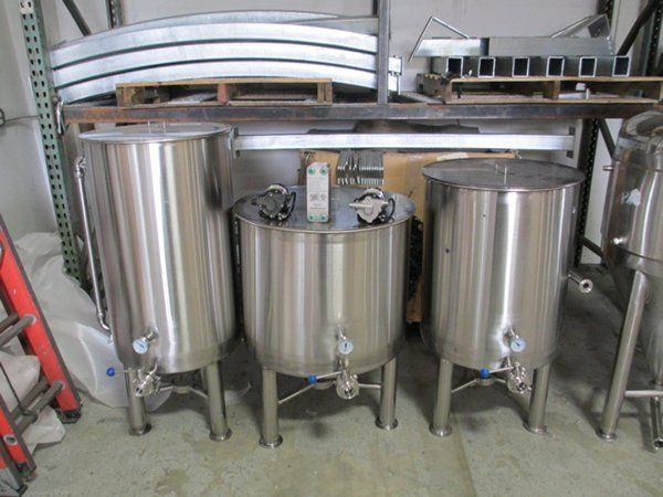 1 Barrel Brewing System Size 40 Us Gallons 150 Liters