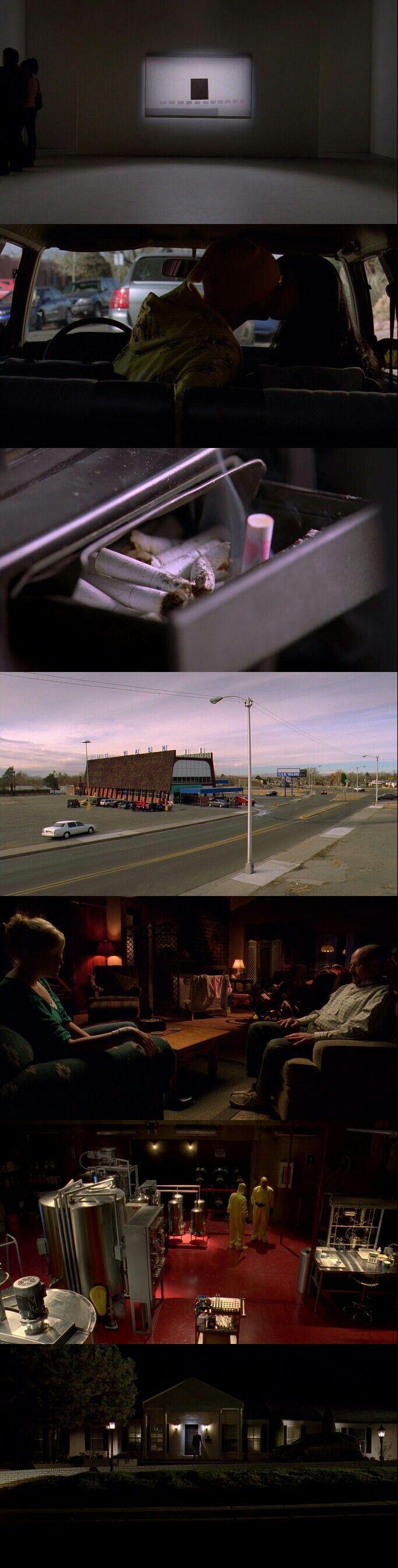 Breaking Bad (2008 - 2013) Season 3 Episode 11: Abiquiu.