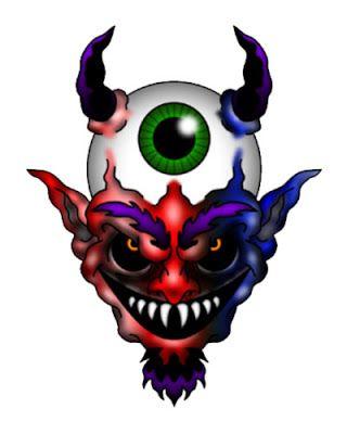 cuylediscpop: angel demon tattoo