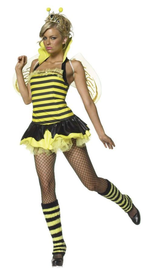 Awesome Costumes Queen Bumble Bee Costume just added...