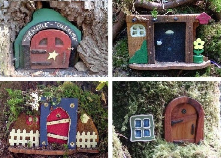 Gnome Homes in Nanaimo, British Columbia, Canada