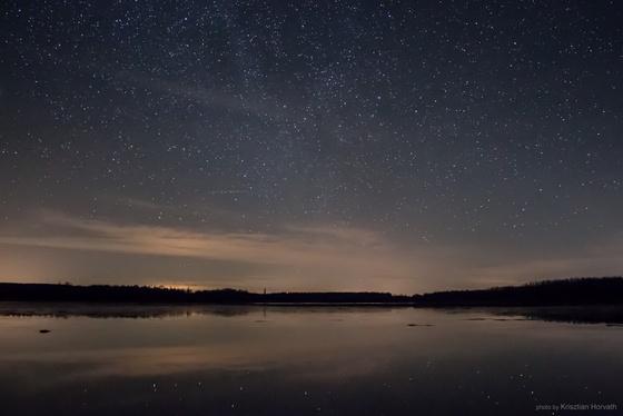 Kis-Balaton és a Csillagos ég