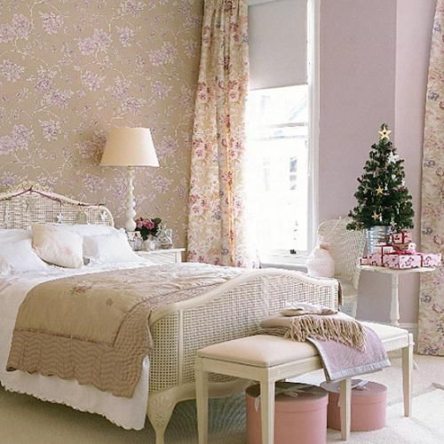 Decorating Full Size Bedroom Sets For Kids White Christmas Trees Decorated  White Bedroom Interior Design 500x500. 123 best Simple christmas decor images on Pinterest